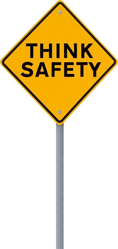 think-safe-sign