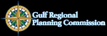 Gulf Regional Planning Commission Logo Logo